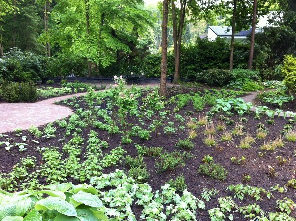 duurzame tuin