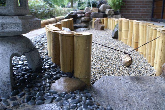 zen tuin bonseki