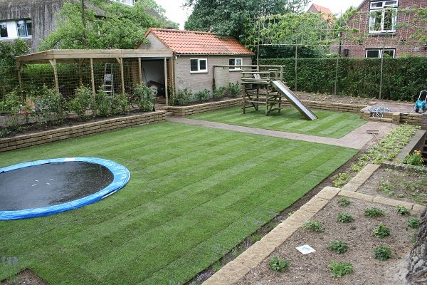 tuin kindvriendelijk