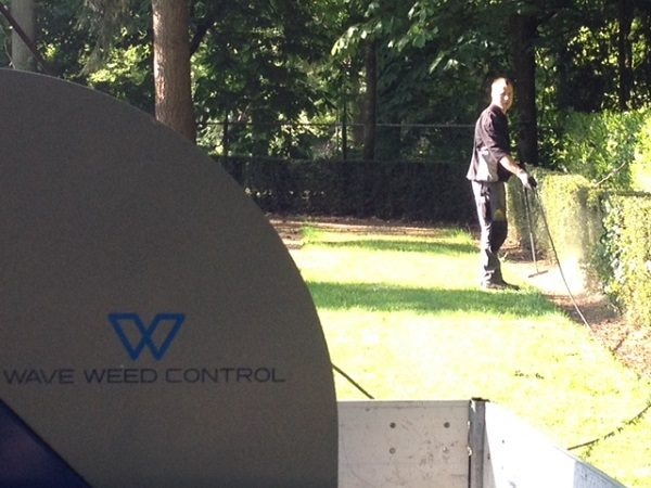 wave weed control