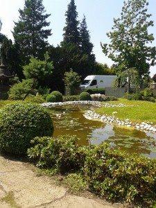 landelijke tuin stijl